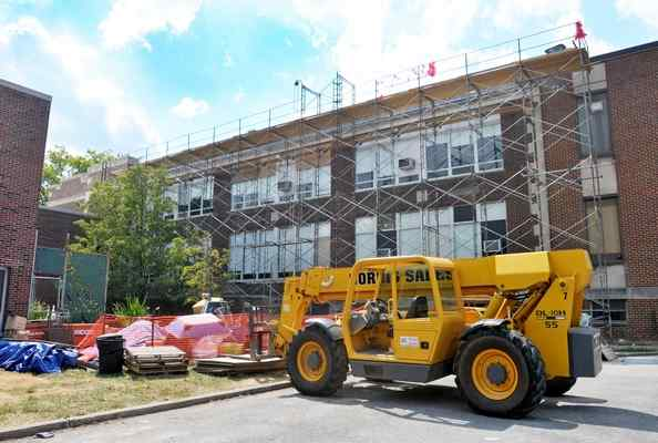 NASD Renovations On Track for  2012-13 School Year